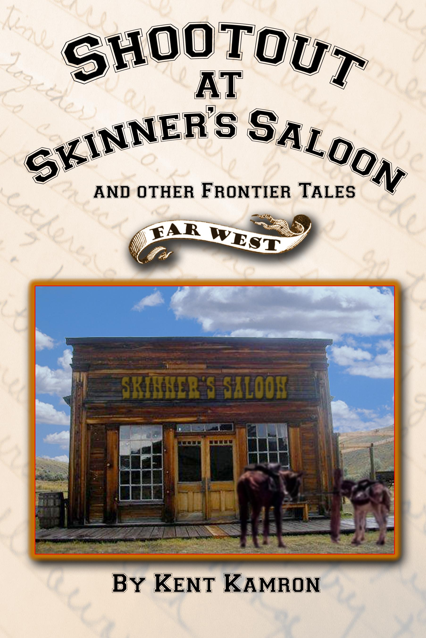 Shootout at Skinner's Saloon